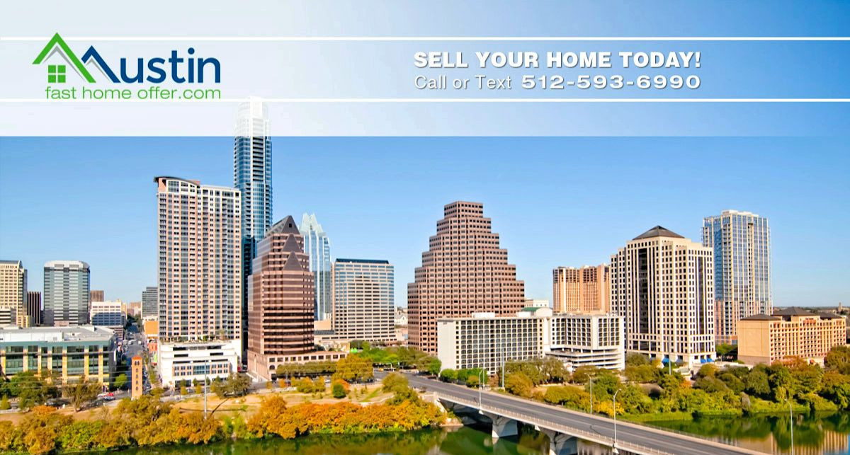 Sell your home fast in central Texas!